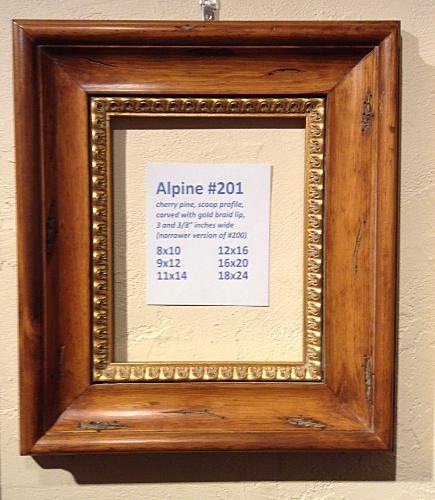 Michaels poster frame 36x48